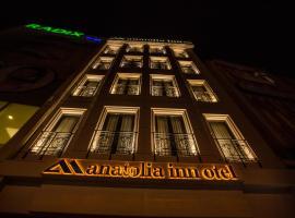 Anatolia Inn, Istanbul (in de buurt van Soğanlıköy)