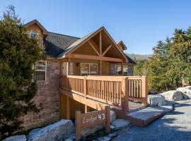 Mountain Haven Lodge Home, Branson West