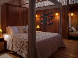 Jaguaribe Lodge e Kite, Fortim