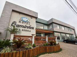 Hotel Caminhos da Serra, Três Coroas (Igrejinha yakınında)