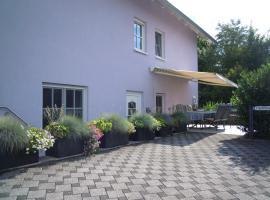 Ferienwohnung Wilpert, Schwanfeld (Hausen yakınında)