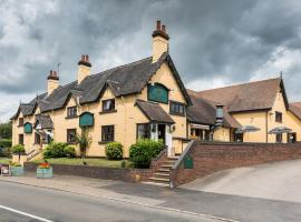 Golden Lion Hotel, Rugby