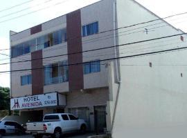 Hotel Avenida, Aracruz (Ibiraçu yakınında)
