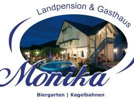 Landpension & Gasthaus Monika, Ringelai