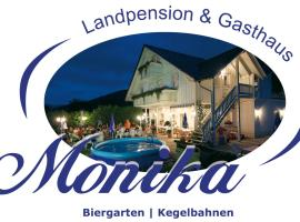 Landpension & Gasthaus Monika, Ringelai (Hohenau yakınında)