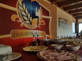 Oasi Di Francesca, Gerbini (Cuccumella yakınında)