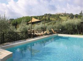 Villa, Pesciano (Sismano yakınında)