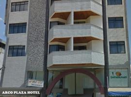 Arco Plaza Hotel, Timóteo
