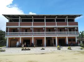 Hotel Acuali Nuqui, Nuquí (Panguí yakınında)