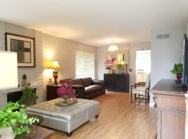 Newly Remodeled 3 Miles to Disneyland Cozy Townhouse, Анахайм