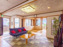 Kariyushi Condominium Resort Sea Side House, Nago (Agarie yakınında)