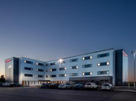 Hampton By Hilton Humberside Airport, Kirmington (рядом с городом Barnetby le Wold)
