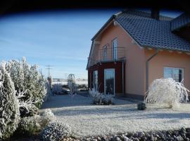 Haus Fernblick, Breitungen