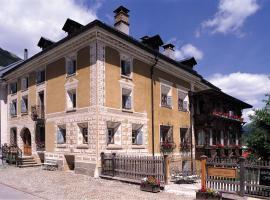 Historic Hotel Chesa Salis, Bever