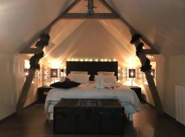 lover's room, Verton (рядом с городом Airon-Notre-Dame)