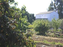 Country house for 5 persons in beautiful valley, Vejer de la Frontera
