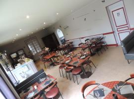 Hotel Restaurant le Chalet, Guéméné-Penfao (рядом с городом Pierric)