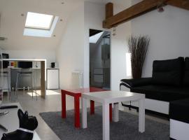 Appartement d'Alex, Portieux (рядом с городом Bainville-aux-Miroirs)