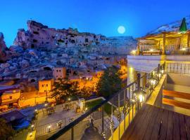 Agarta Cave Hotel, Çavuşin