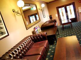 The Glenferrie Hotel Hawthorn, Melbourne (Kew yakınında)