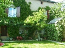House Chez arlette, Pampelonne (рядом с городом Castelmary)