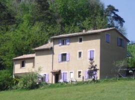House La bruninquillé, Montredon-Labessonnié (рядом с городом Saint-Pierre-de-Trivisy)