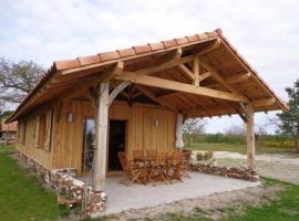 House La grange, Commensacq (рядом с городом Labouheyre)