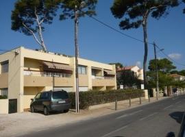 Apartment Les goelettes, Йер (рядом с городом Les Salins)
