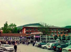 Hotel Bosna, Kladanj (Vlasenica yakınında)