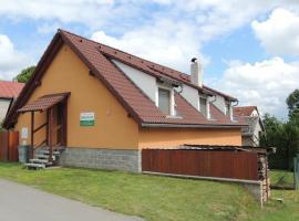 Rekreační domek Pod Lipou, Žďár nad Sázavou (Cikháj yakınında)