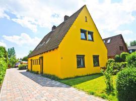 Anja's Gästehaus Wohnung Neele, Bremen (Osterholz yakınında)