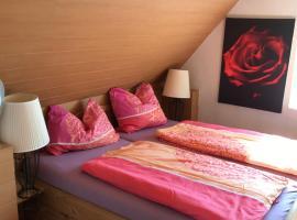 40 m2 Ferienwohnung, Brake