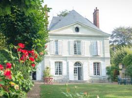 Bagatelle Chambres d'Hôtes en Touraine, Вувре (рядом с городом La Ville-aux-Dames)