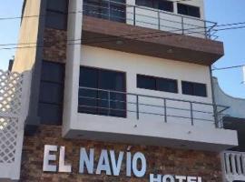 Hotel El Navio, Progreso