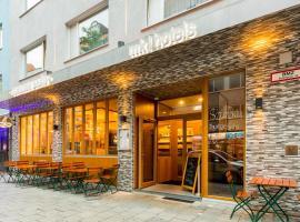 mk | hotel münchen city