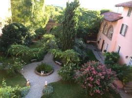 Villa il palazzo, Sciolze (Rivalba yakınında)