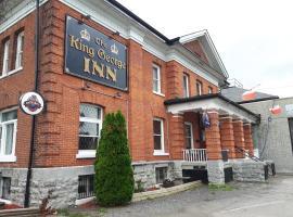 The King George Inn, Cobourg (Port Hope yakınında)