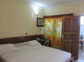 Hotel Agbeviade, Kpalimé (Near Kpandu)