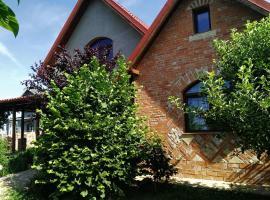 Garden House, Ciorogârla