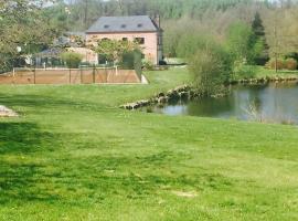 Gites de la vallee, Bourdainville (рядом с городом Calleville-les-Deux-Églises)