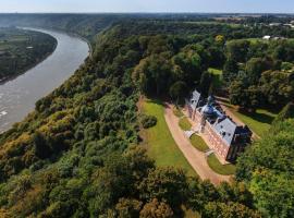 Appart Privé dans le Château du Landin, Le Landin