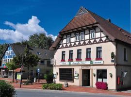 Hotel zum Deutschen Hause, Steyerberg