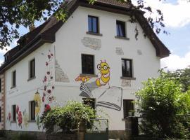 Buchhaus Vier, Kirchenlamitz (Weißenstadt yakınında)