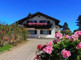Ferienwohnung Wendelstein, 베얀