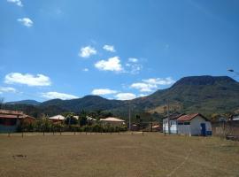 Vila Rosa, Itabira (Itambé do Mato Dentro yakınında)