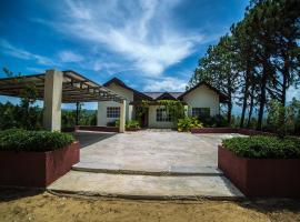 Eco Mountain Lux Villa, Los Montones Abajo (Inoa yakınında)