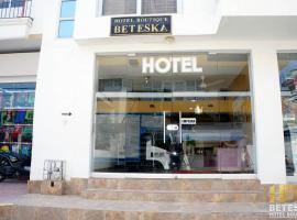 Hotel Boutique Beteska, Lorica