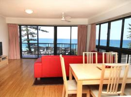 Unit 3 Phoenix Apartments, 1736 David Low Way Coolum Beach - Linen Included, 500 Bond