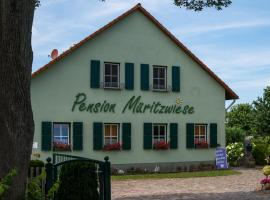 Pension Müritzwiese, Gotthun (Zierzow yakınında)