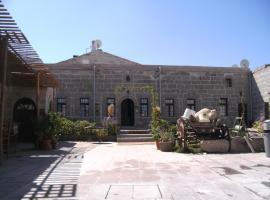 Osmanoglu Hotel, Guzelyurt